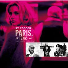 """Ry Cooder """"Paris, Texas"""""""
